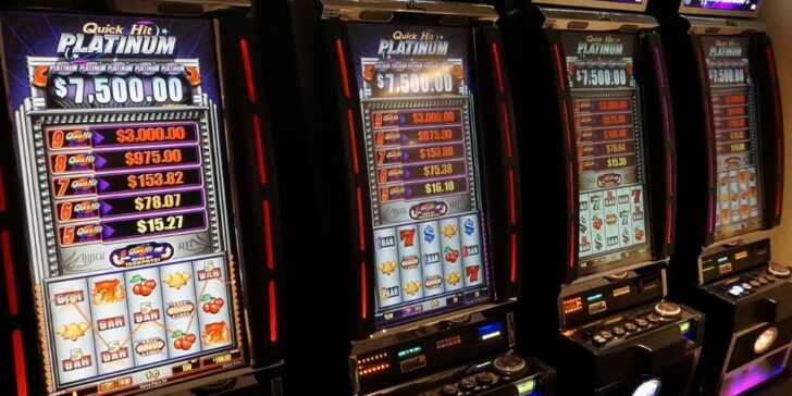 how much do casinos pay for slot machines