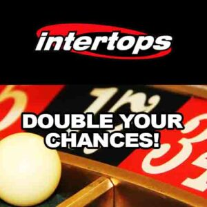 Monthly Intertops Casino Promo: Double Your Chances with 100%