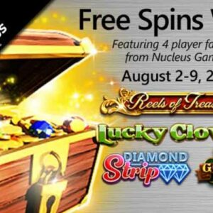 Intertops Casino Free Spin Codes – Get up to 100 Free Spins