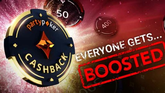 Partypoker Cashback Offer: Hurry Up to Grab a 3x Points Boost