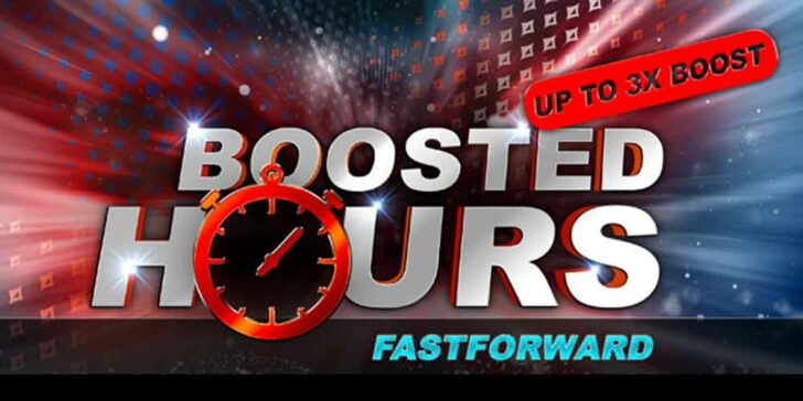 Partypoker Extra Cashback Bonus – Do Not Miss This Boosted Hours!