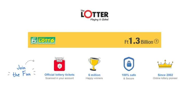 Play Hungarian Otoslotto Online and Get Your Extra Share of 1.3 Billion