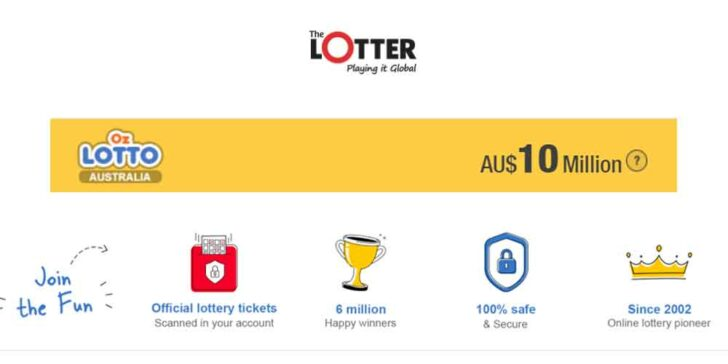 Play Oz Lotto Online: Take Your Chance to Win a Guaranteed AU$2 Million