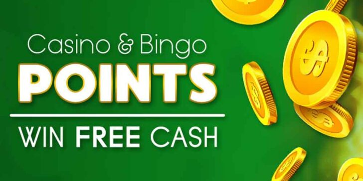 Vegas Crest Casino Free Cash Prizes: Win cash prizes of up to $1,000