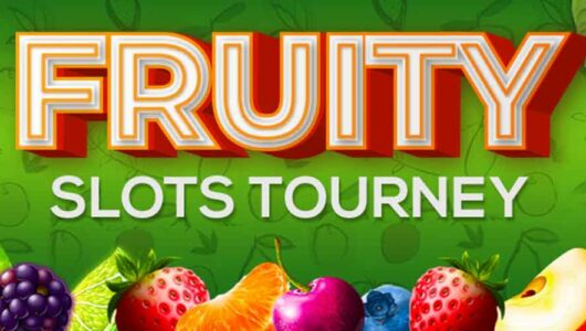 Weekly August Fruity Slots Tourney with Vegas Crest Casino