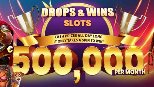Win an Extra Prize of 5000x Your Stake with Omni Slots