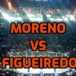 Moreno vs Figueiredo Trilogy Odds – What An Exciting Bout!