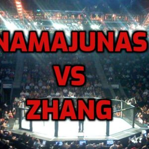 Namajunas vs Zhang Rematch Odds – A Thriller Of A Fight