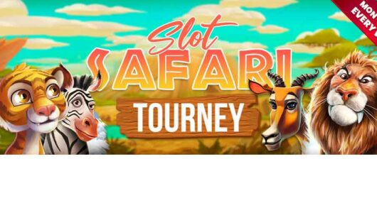 Slot Safari Tourney: Spin and Win Share of $4,600 Prize Pool