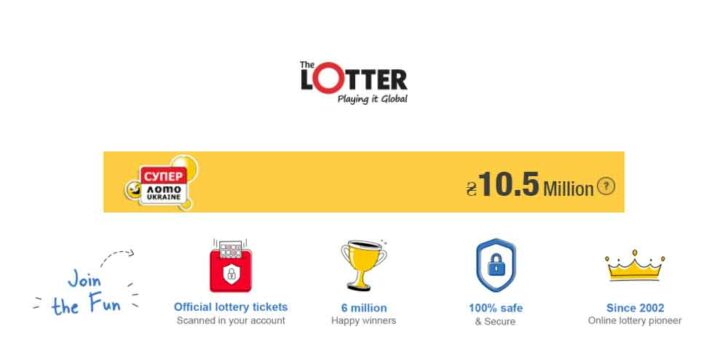 Ukraine Super Loto Online: Select Six Numbers and Win Your Share