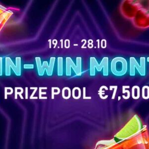 1xBet Casino October Promo: Play and Win a Share of €7,500!