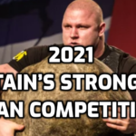 2021 Britain's Strongest Man Odds: Can Adam Bishop Defend His Title?