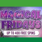 Get Free Spins This October: Up to 400 Free Spins With BingoSpirit