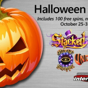 Intertops Casino Halloween Promotions: Hurry Up to Get 100 Free Spins
