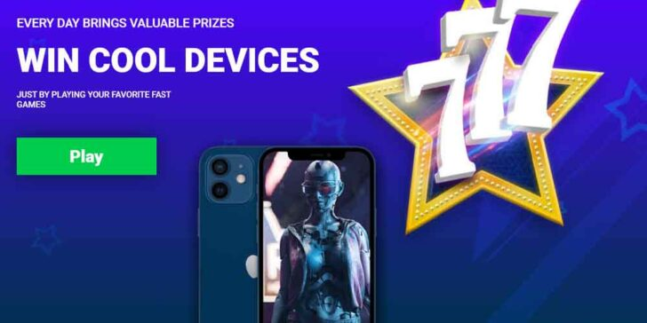 Win an iPhone 12 Every Day Just by Playing Your Favorite Fast Games